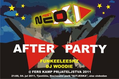 ☆ NEOFEST XI AFTER PARTY ☆