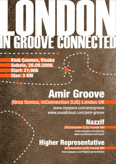 London In Groove Connected