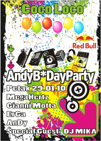 AndyB*DayParty