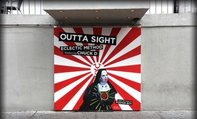 Eclectic Method/Narcis Jr. Feat Chuck D – Outta Sight