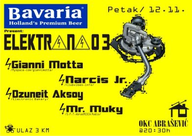 ELEKTRANA 03 @ OKC Abrasevic