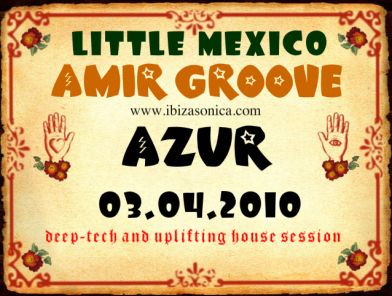Deep-Tech-Uplifting Session @ Little Mexico