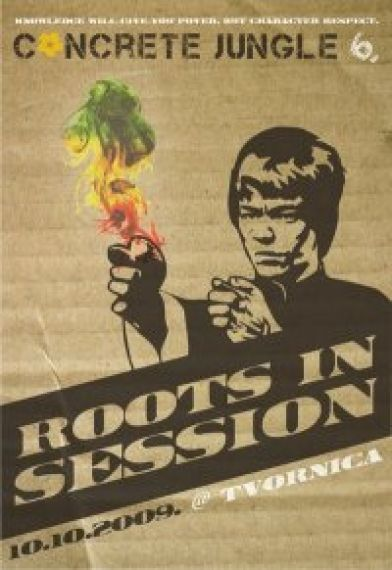 Concrete Jungle 6 / Roots in Session*Slo
