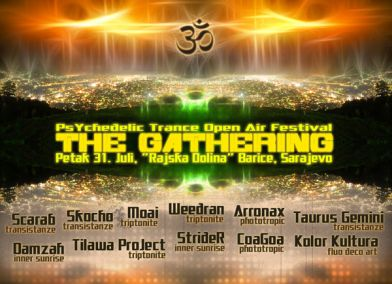 The Gathering – Psychedelic Trance Open Air Festival
